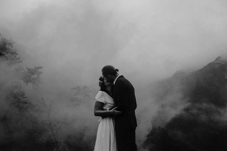 baptiste hauville french alps mountains elopement photographer