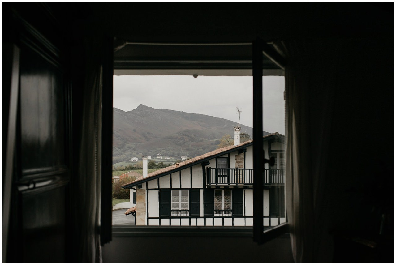 Ihartze Artea à Sare au Pays Basque