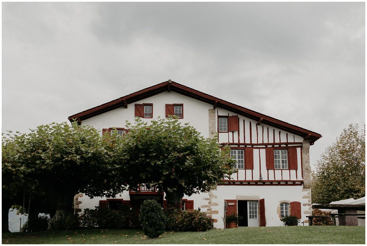 Ihartze Artea Réceptions à Sare, Pays Basque
