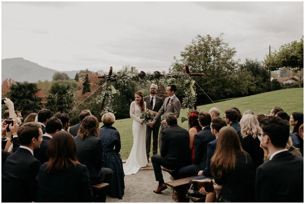 Baptiste Hauville - Photographe mariage Pays Basque