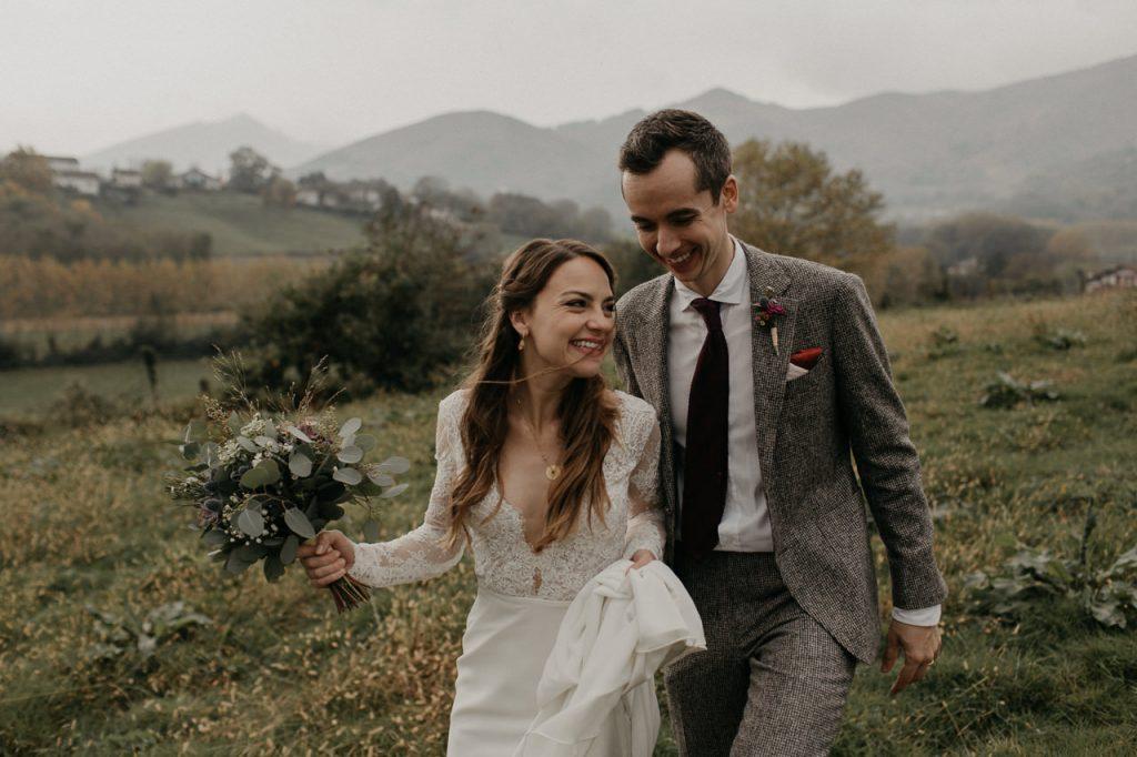 wedding photographer basque country
