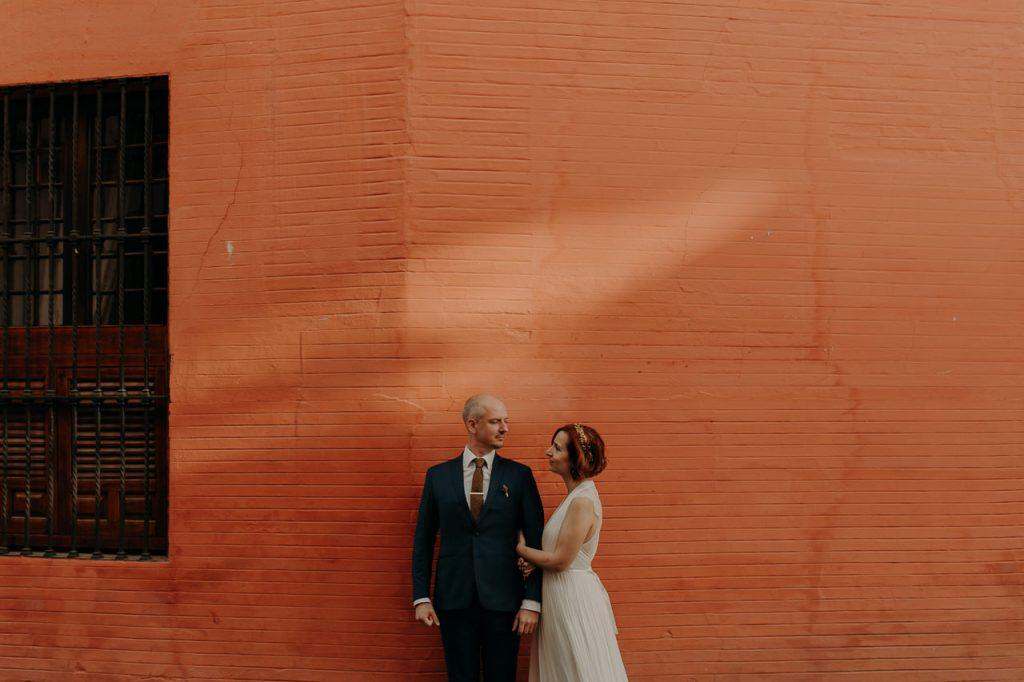 mariage intimiste seville